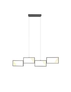 Trio Leuchten LED-Pendelleuchte CAFU