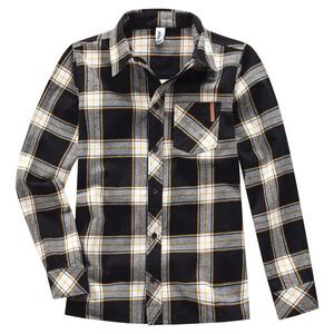 Jungen Hemd im Holzfäller-Look