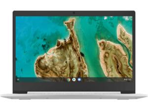 LENOVO IdeaPad 3, Chromebook mit 14 Zoll Display, Intel® Celeron® Prozessor, 4 GB RAM, 64 eMMC, Intel UHD Grafik 600, Platinsilber