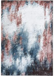 Teppich mit Vintagemusterung