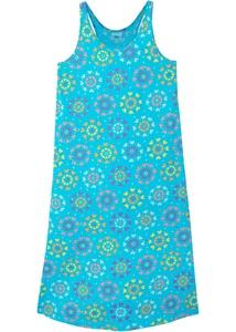 Mädchen Sommer-Jerseykleid aus Bio-Baumwolle