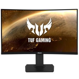 ASUS TUF Gaming VG32VQ - 80 cm (31,5 Zoll), LED, Curved, VA-Panel, WQHD, 144Hz, 1ms, Adaptive Sync, Höhenverstellung
