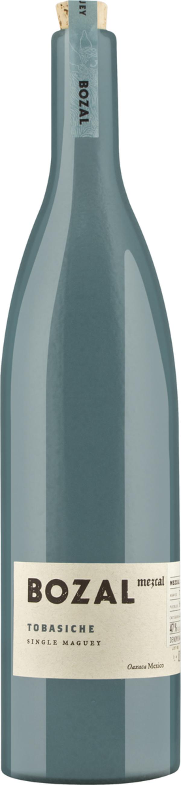 Bozal Tobasiche Mezcal Single Maguey   - Wein - 3 Badge, Mexiko, trocken, 0,7l