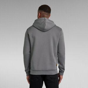 Premium Core Hooded Zip Sweatshirt