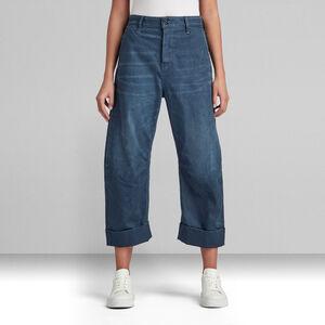 Eve 3D Wide Leg Jeans
