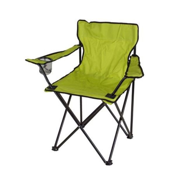 Camping-Klappsessel limone