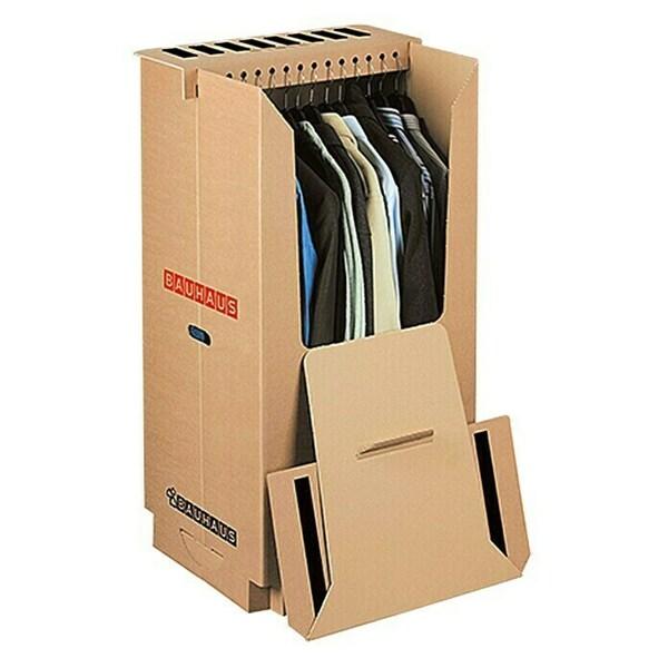 BAUHAUS Kleider-Box