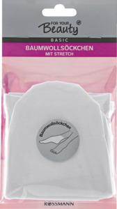 for your Beauty              Baumwollsöckchen