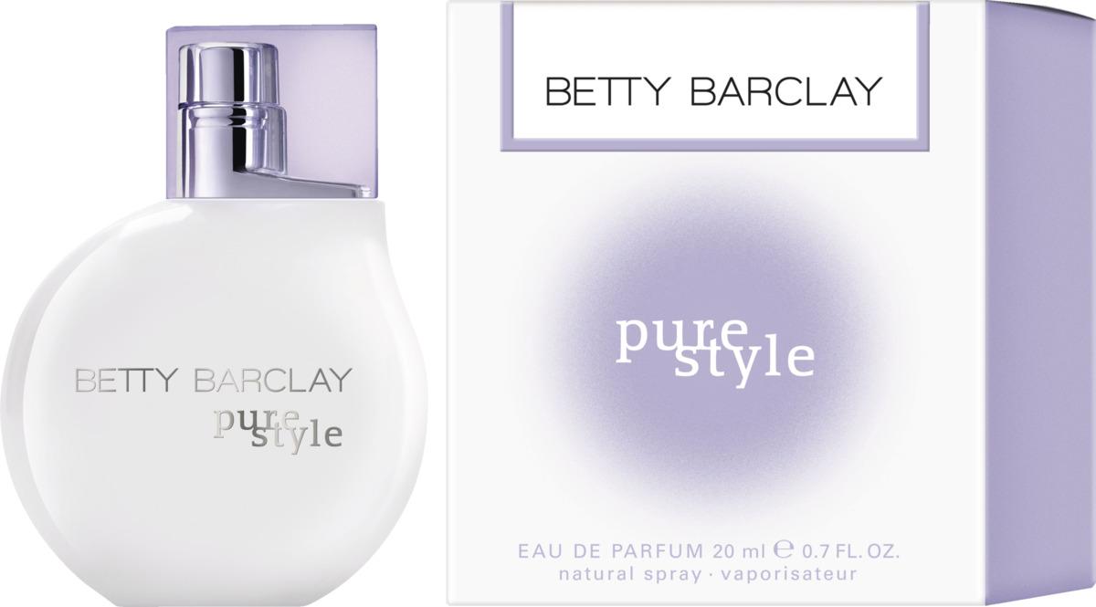 Bild 3 von Betty Barclay pure style              Eau de Parfum