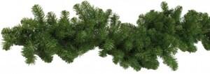 TrendLine Tannengirlande  grün, 270 cm