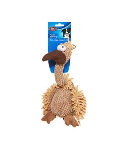 Trixie Hundespielzeug Plüschgeier, 25 cm