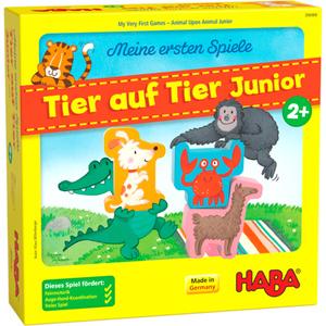 HABA 306068 Tier auf Tier Junior