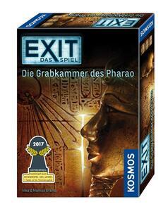 KOSMOS EXIT-Die Grabkammer des Pharao