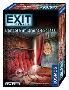 KOSMOS EXIT-Der Tote im Orient-Express