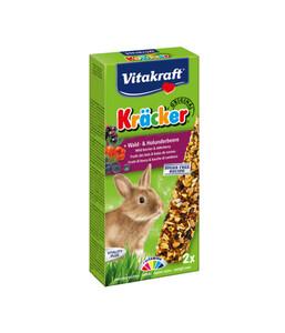 Vitakraft® Nagersnack Kräcker® Original, Wald- & Holunderbeere