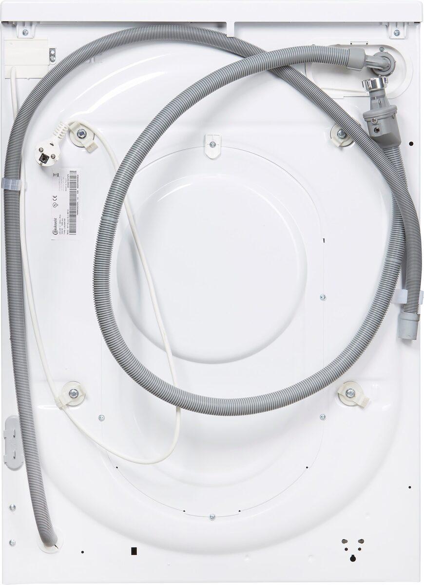 Bild 5 von BAUKNECHT Waschtrockner WT SUPER ECO 8614, 8 kg, 6 kg, 1400 U/min