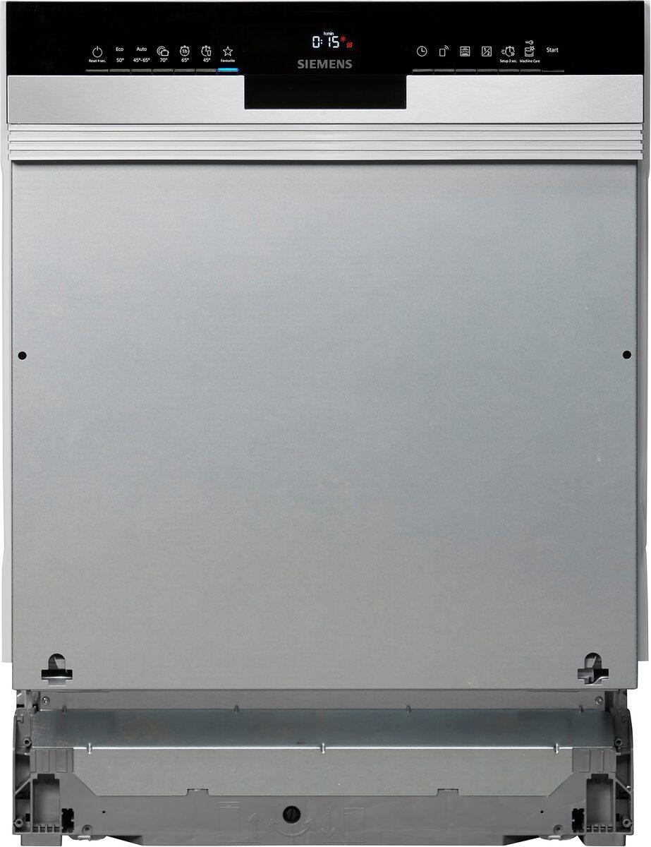 Bild 2 von SIEMENS teilintegrierbarer Geschirrspüler iQ300, SN53HS32UE, 12 Maßgedecke