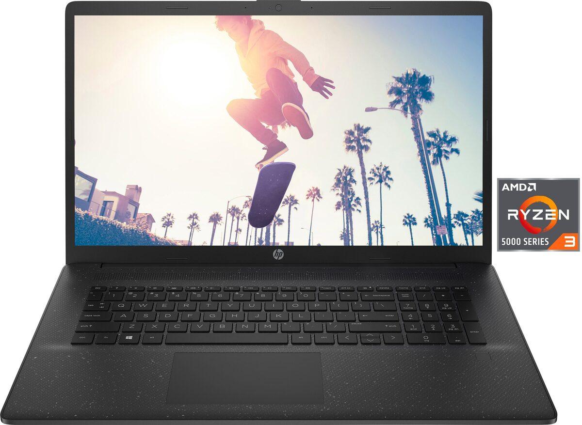 Bild 1 von HP 17-cp0234ng Notebook (43,9 cm/17,3 Zoll, AMD Ryzen 3, Radeon Graphics, 512 GB SSD)