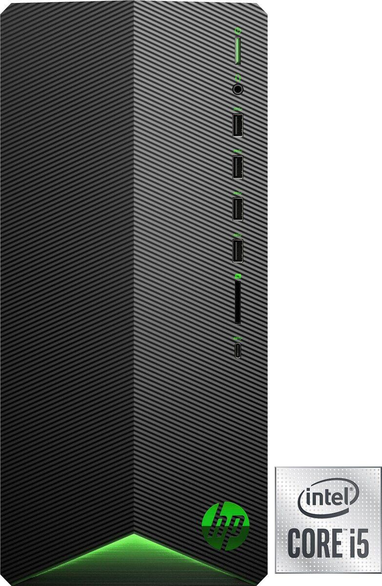 Bild 2 von HP Pavilion TG01-1209ng Gaming-PC (Intel Core i5 10400F, GTX 1650, 16 GB RAM, 512 GB SSD)