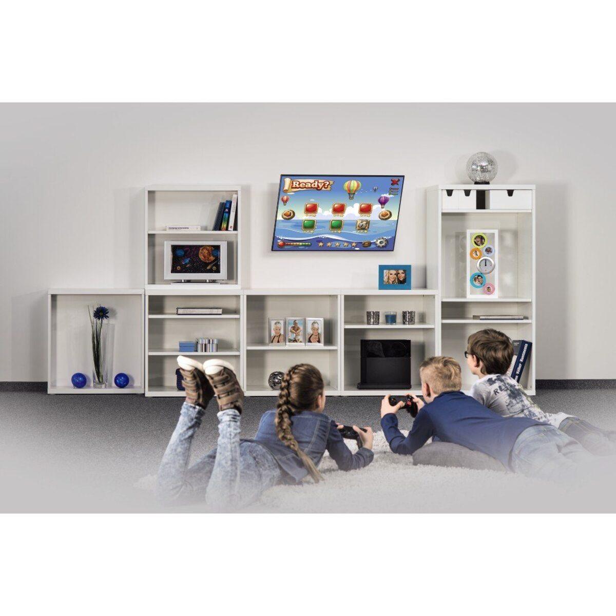 Bild 2 von Hama TV Wandhalter neigbar VESA 600x400 bis 191 cm (75 Zoll) »102cm (40), 140cm (55) LED LCD«