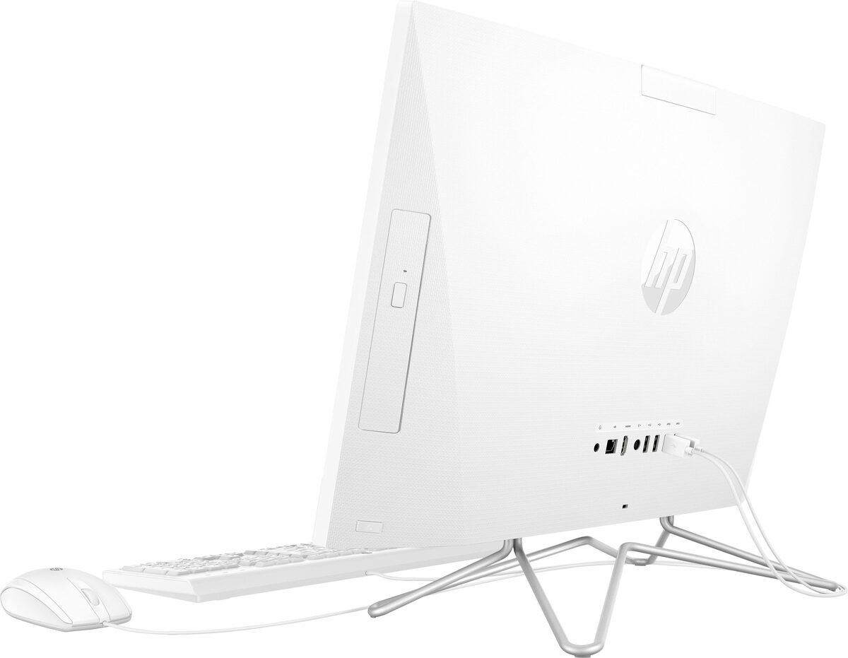 Bild 4 von HP 24-df0203ng All-in-One PC (23,8 Zoll Intel Core i5 10400T, UHD Graphics 630, 8 GB RAM, 256 GB SSD, Luftkühlung)