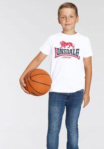 Lonsdale T-Shirt »HOLMROOK« (Packung, 2er-Pack)