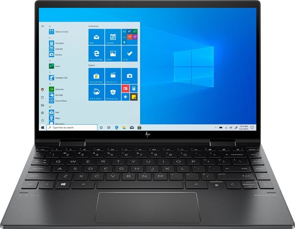 HP ENVY x360 Convert 13-ay0477ng Notebook (33,8 cm/13,3 Zoll, AMD Ryzen 7, Radeon, 512 GB SSD)