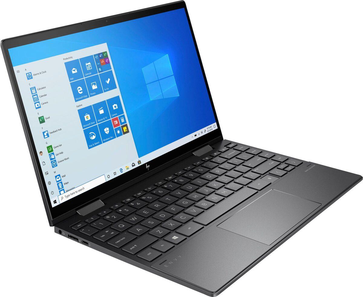 Bild 2 von HP ENVY x360 Convert 13-ay0477ng Notebook (33,8 cm/13,3 Zoll, AMD Ryzen 7, Radeon, 512 GB SSD)