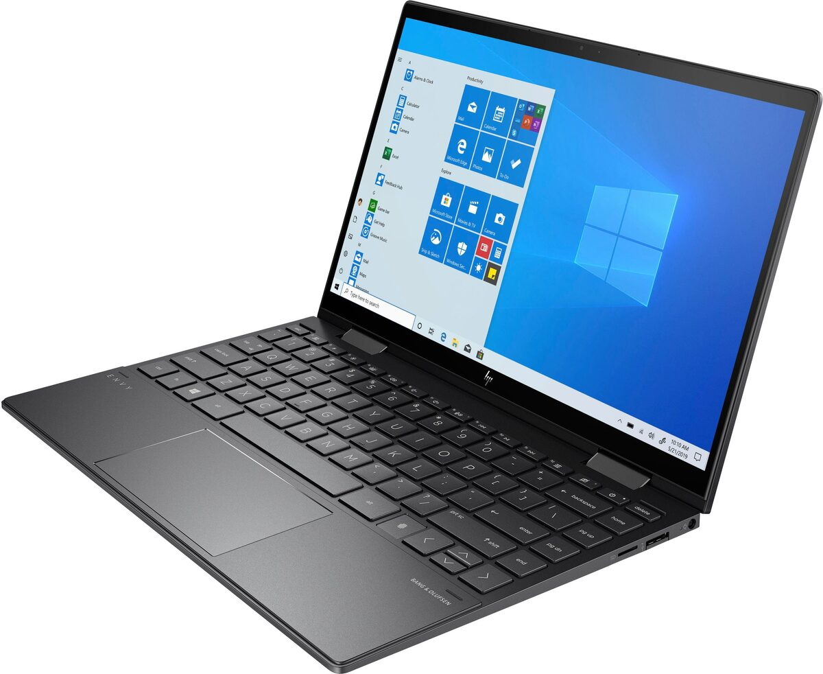 Bild 3 von HP ENVY x360 Convert 13-ay0477ng Notebook (33,8 cm/13,3 Zoll, AMD Ryzen 7, Radeon, 512 GB SSD)
