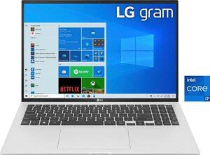 LG 16Z90P-G.AA79G Notebook (40,6 cm/16 Zoll, Intel Core i7, Iris Xe Plus Graphics, 1000 GB SSD)