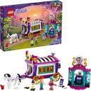 Bild 1 von LEGO® Konstruktionsspielsteine »Magischer Wohnwagen (41688), LEGO® Friends«, (348 St), Made in Europe