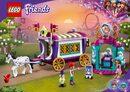Bild 3 von LEGO® Konstruktionsspielsteine »Magischer Wohnwagen (41688), LEGO® Friends«, (348 St), Made in Europe