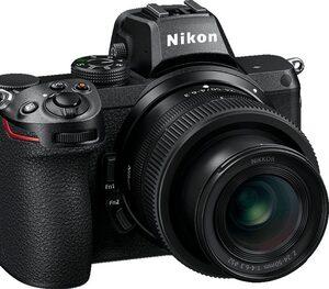 Nikon »Z 5 KIT 24-50 mm 1:4.0-6.3« Systemkamera (NIKKOR Z 24-50 mm 1:4.0-6.3, 24,3 MP, Bluetooth, WLAN (WiFi)