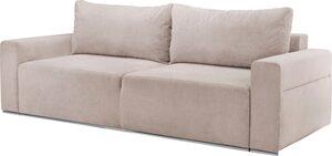 my home 3-Sitzer »Annisa«, inklusive Bettkasten und Schlaffunktion