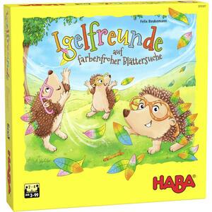 Haba Lernspiel  305587  Mehrfarbig