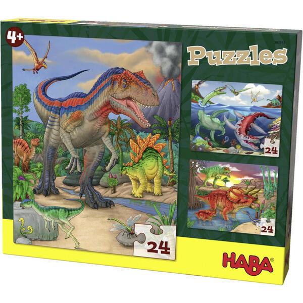 Haba Puzzles  303377  Mehrfarbig