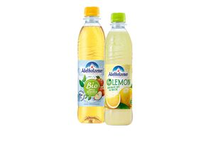 Limonade oder Colagetränk