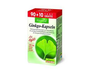 Alsiroyal Ginkgo-Kapseln 90 Kapseln +10 Kapseln gratis