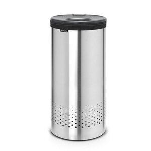 Brabantia Wäschekorb »Matt Steel 35 L«