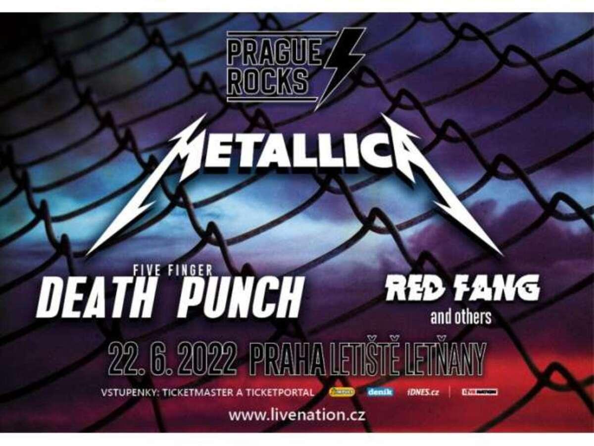 Bild 3 von Metallica in Prag