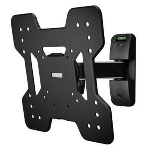 FULLMOTION Premium 122cm schwarz TV-Wandhalterung