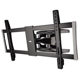 FULLMOTION Premium 229 cm schwarz TV-Wandhalterung