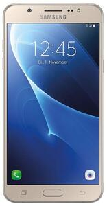 Samsung galaxy J700F Duo J7 (2016) Gold - Sehr Gut