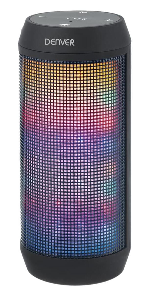 Bild 1 von Denver Bluetooth Speaker mit Lichteffekten BTL-62