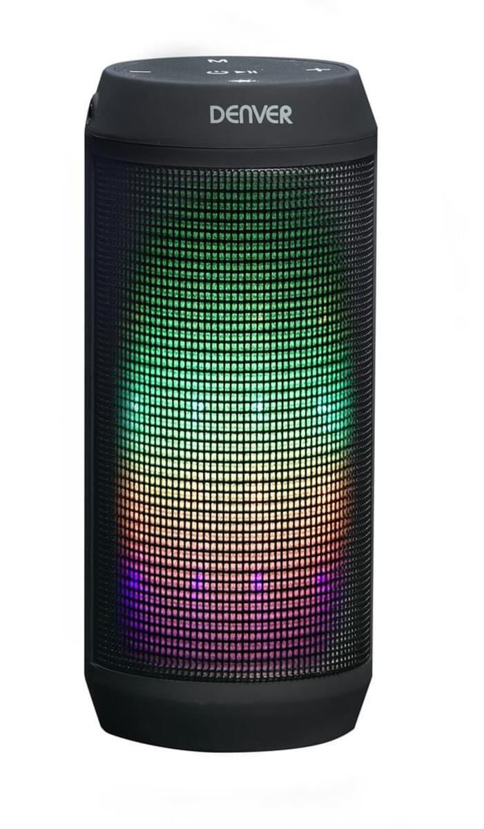 Bild 2 von Denver Bluetooth Speaker mit Lichteffekten BTL-62