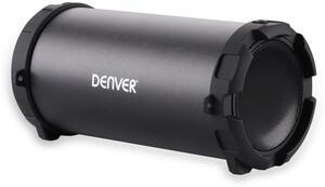 Denver Bluetooth Lautsprecher BTS-53 Schwarz | 3000 mAh Akku | Tragegurt