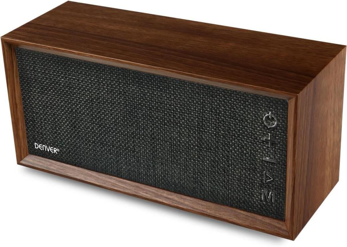 Bild 1 von Denver Bluetooth-Speaker BTS-210 Grau