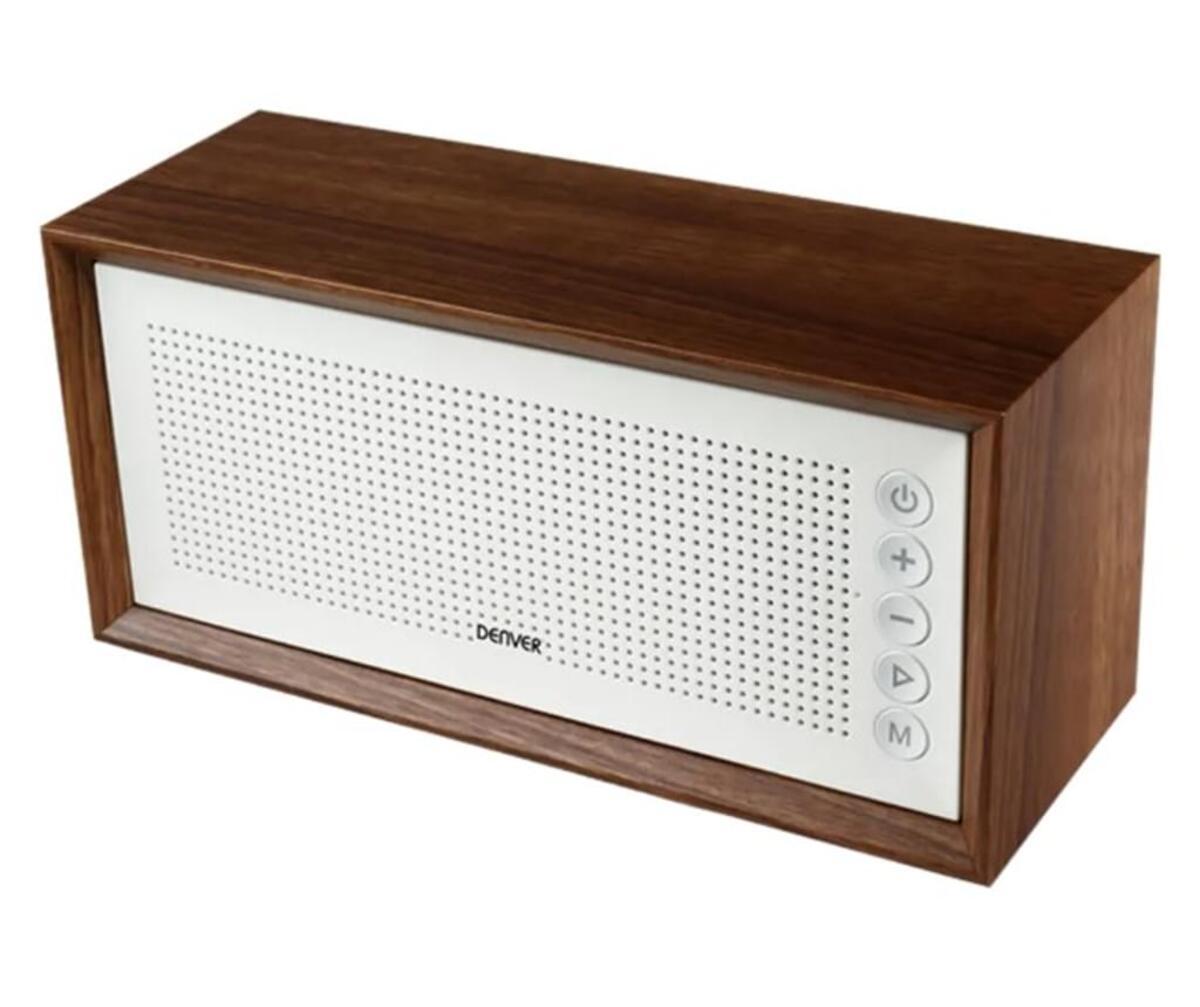 Bild 2 von Denver Bluetooth-Speaker BTS-210 Grau