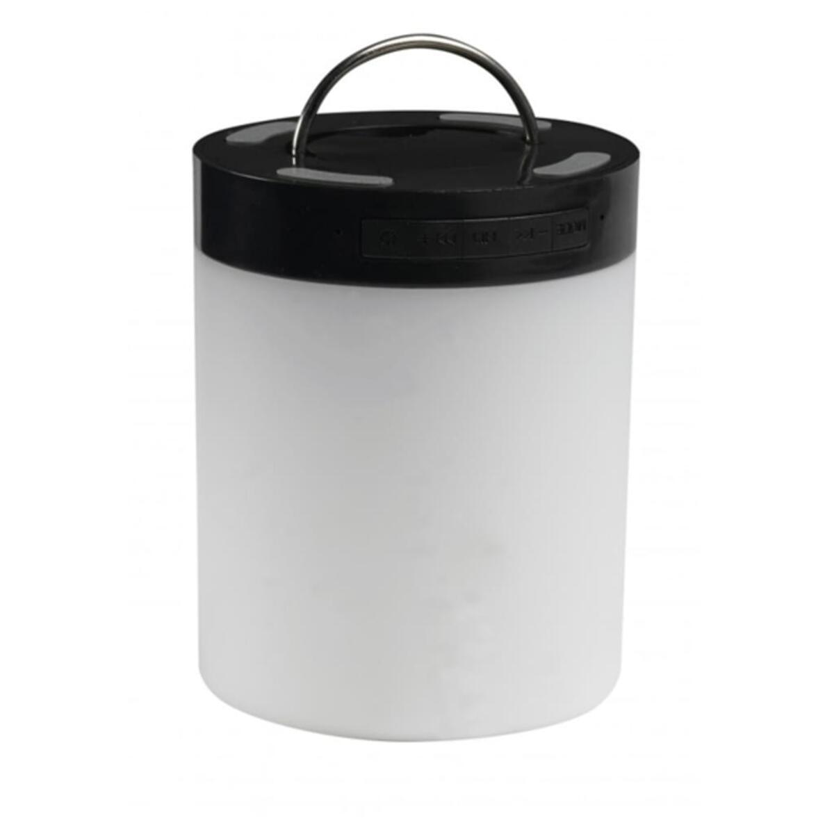 Bild 2 von Denver BTL-30, 3 W, Verkabelt & Kabellos, 10 m, Mono portable speaker, Weiß, Zylinder