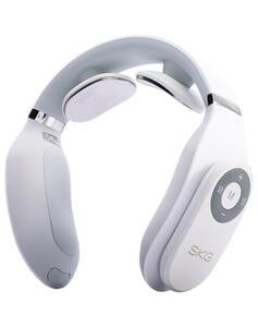 SKG Nackenmassagegerät, 4098E, weiß